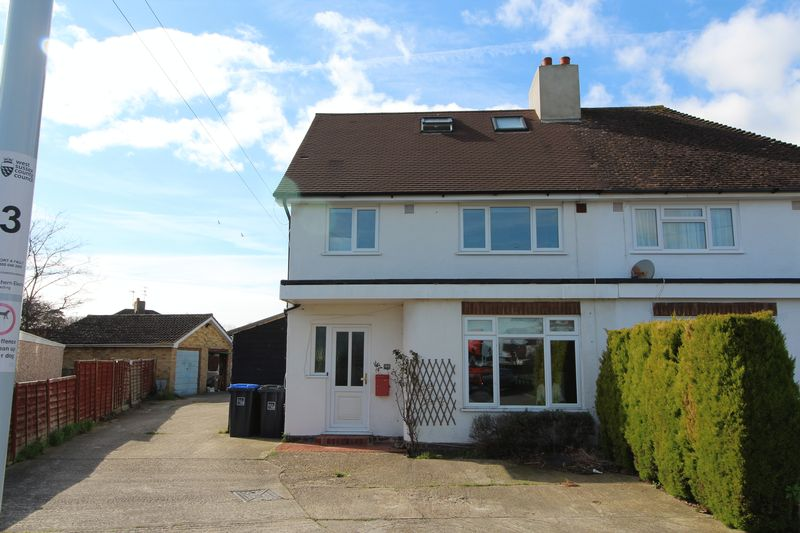 4 Bedrooms Semi Detached House for sale in Bramber Road, Worthing